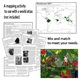 Rainforest Biome Reading Mapping and Color by Number Activity