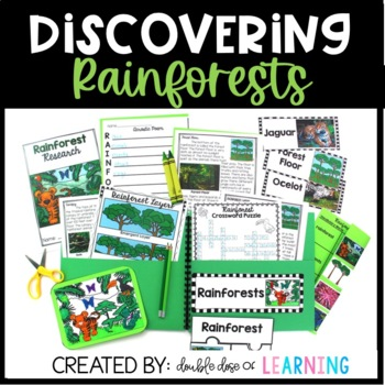 rainforest powerpoint teaching resources teachers pay teachers