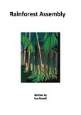 Rainforest Class Play