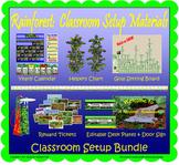 Rainforest: Classroom Setup Materials (Bundle)v2
