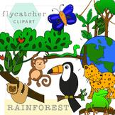 Rainforest Clipart