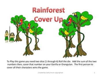 Rainforest Cover Up