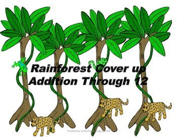 Rainforest Cover Up through 12