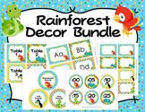 Rainforest Decor Mini Bundle
