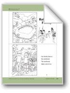 Rainforest Family: Take-Home Book
