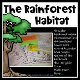 Rainforest Habitat Unit
