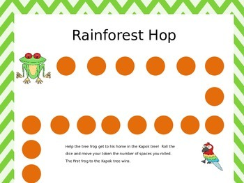 Rainforest Hop