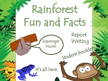 Amazon Rainforest Animals and Facts
