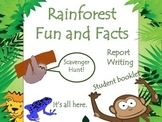 Amazon Rainforest Animals and Facts, 2nd Grade-Distance Learning
