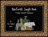Rainforest Jungle Book: A Safari Scientist's Learning Adventure Mini-Book
