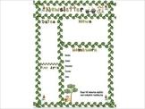 Rainforest, Jungle, Safari, Wild Animal Classroom Newsletter- Editable
