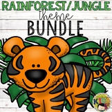Rainforest Jungle Theme Bundle
