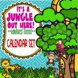 Rainforest & Jungle Themed Calendar Set