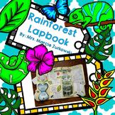 Rainforest Lapbook Project