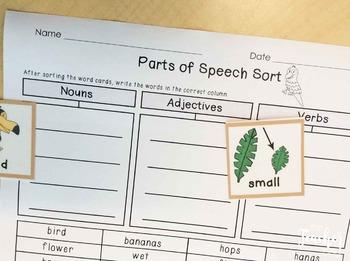 Rainforest Literacy Centers