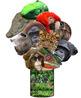 Rainforest: Maps, Mural, and Mini Museum (Classroom Museum Bundle)