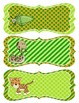 Rainforest Nametags