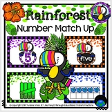 Rainforest Number Match Up