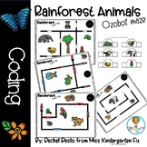 Rainforest Ozobot Mazes * Hour of Code*