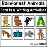 Rainforest Animal Crafts