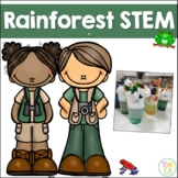 Rainforest STEM 15 Challenges