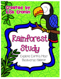 Rainforest Study: Earth's Most Biodiverse Habitat