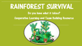 Rainforest/Jungle Team Building, Cooperative Learning Game