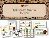 Rainforest Theme Extras