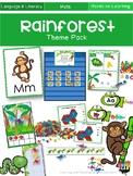 Rainforest Theme Pack
