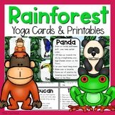 Rainforest Themed Yoga