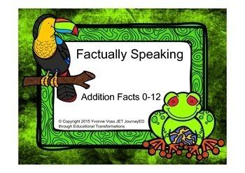 Rainforest Unit (Literacy and Math Activities)