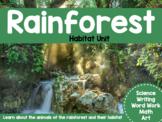 Rainforest Unit Plan