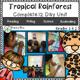 Rainforest Unit (Reading, Writing, Science, Bookmaking)