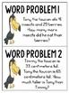 Rainforest Word Problems