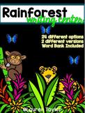 Rainforest Writing Center