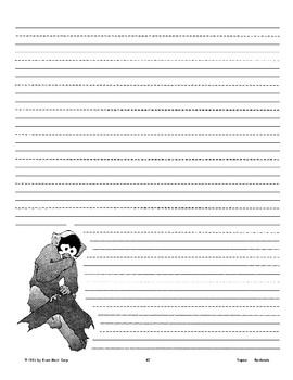 Rainforests: Activity Sheet Patterns