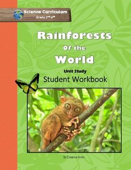 Rainforests of the World: Student Workbook