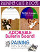 Writing Process Lesson and Craft - Expressions, Idioms - Raining Cats & Dogs