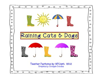 Raining Cats and Dogs: Literacy Activities