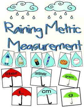 Raining Metric Measurement