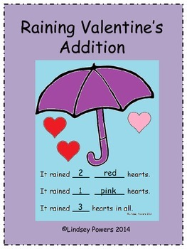 Raining Valentine's Addition