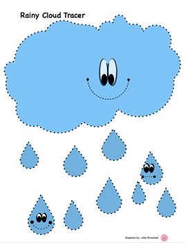 Rainy Cloud Tracer