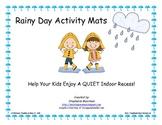 Rainy Day Activity Mats