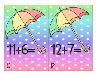 Rainy Day Addition Mats to 20