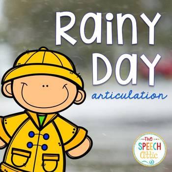 Rainy Day Articulation