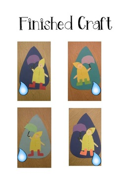 Rainy Day Craft and Writing