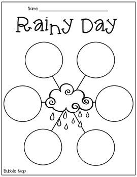 Rainy Day Duckling (Spring Craft)