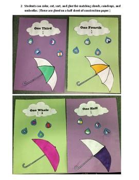 Rainy Day Fractions