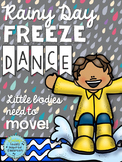 Brain Break - Rainy Day Freeze Dance