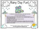 Rainy Day Fun